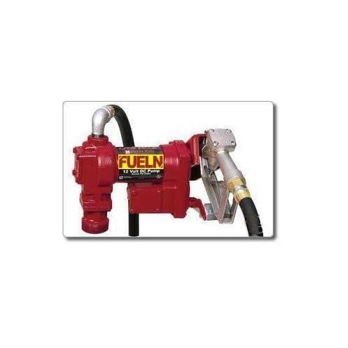 New 12 Volt 20 GPM Fuel Transfer Pump