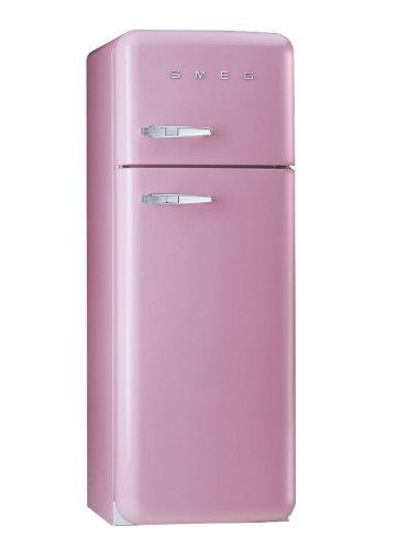 Bilder von Smeg FAB30ROS7 Kühlschrank / A+ / 168 cm Höhe / 266 kWh/Jahr / 242 L Kühlteil / 68 L Gefrierteil / cadillac pink, linksanschlag