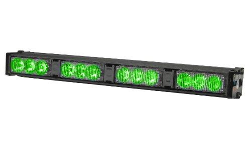 Lumax Intensifier Ii Vehicle Emergency Led Light Green/Green