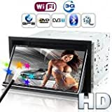31swOte4PcL. SL160  Indash Car DVD with 3g Internet 2din GPS Dvb t
