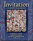 Video on DVD for Invitation au monde francophone, 2nd (1413001467) by Jarvis, Gilbert A.