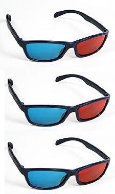 3D Glasses for 3D DVD