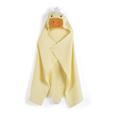 Personalized Ducky Bath Wrap front-286594