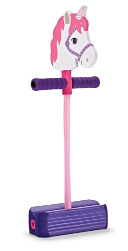 Kidoozie-Foam-Unicorn-Pogo-Jumper-Fun-and-Safe-Play-Encourages-an-Active-Lifestyle-Makes-Squeaky-Sounds-For-All-Sizes-250-Pound-Capacity