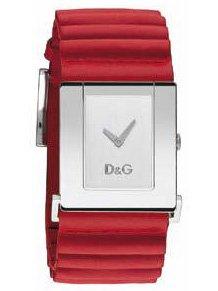 D&G Dolce&Gabbana DW0205 - Reloj para mujeres, correa de cuero