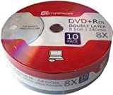 Mirror DVD+R D/L 8x 8.5GB IJP (10 shrink) 60PB