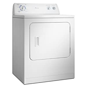 Amana 6.5 cu. ft. Traditional Electric Dryer NED4500VQ White