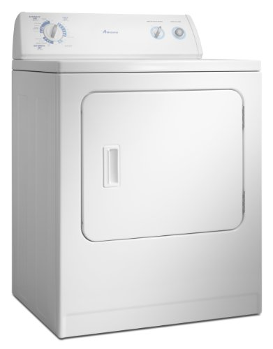 Amana 6.5 cu. ft. Traditional Electric Dryer, NED4500VQ, White