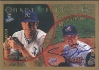 Seth Etherton Anaheim Angels 1998 Topps Draft Pick Autographed Hand Signed Trading... by Hall+of+Fame+Memorabilia