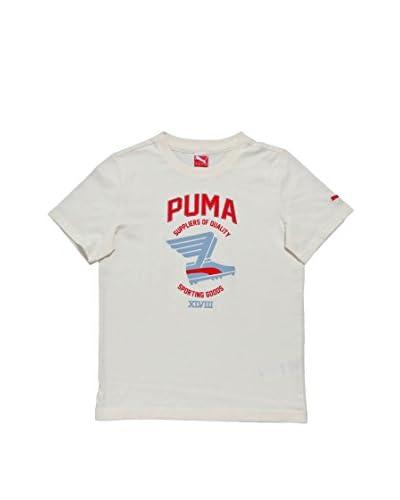Puma T-Shirt Collegiate [Blue Atoll]