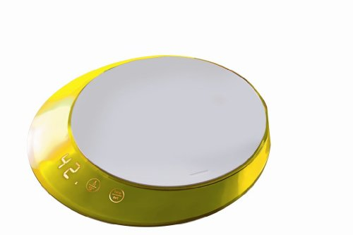 Balance électronique de bugatti glamour, jaune