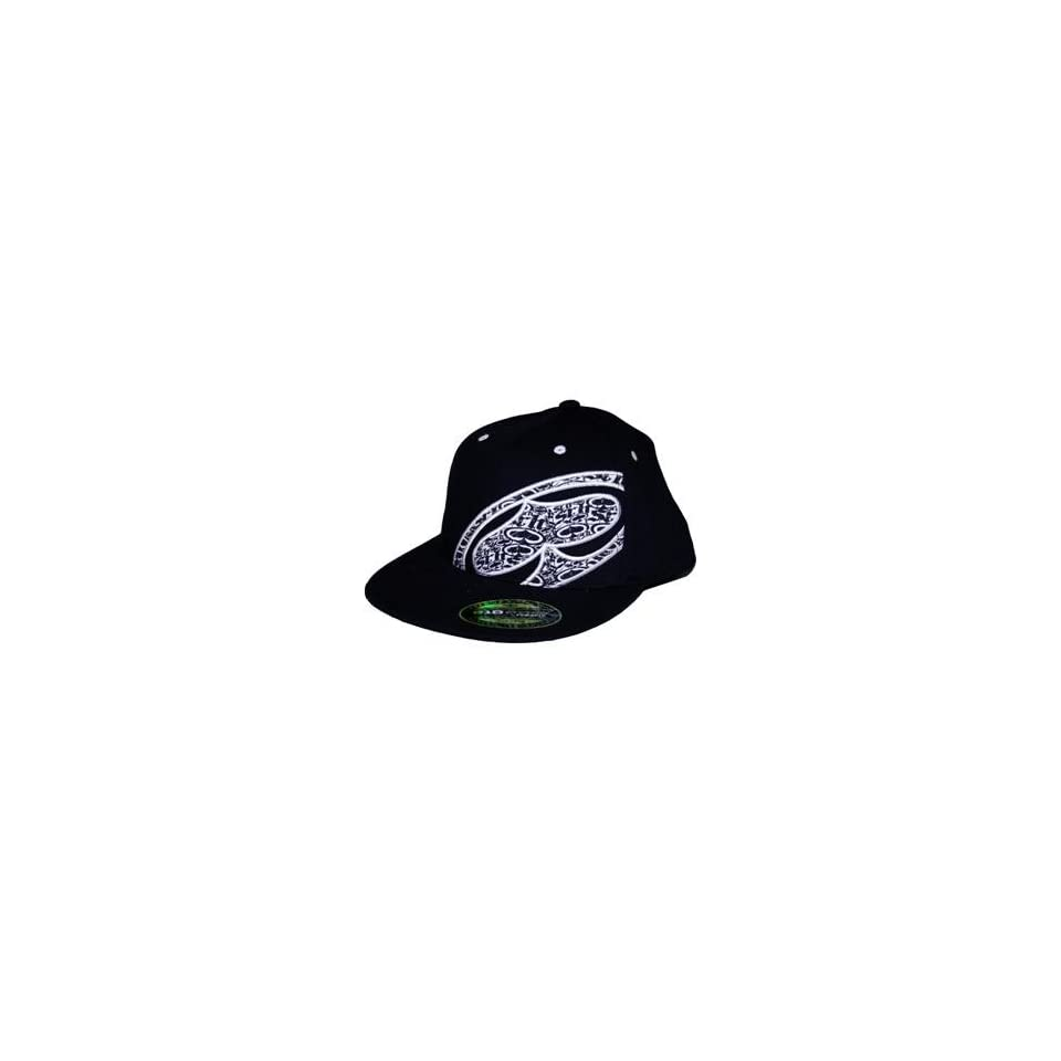 SRH Big Spade 210 Hat   Large/X Large/Black Automotive
