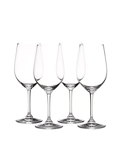 Riedel Set of 4 Vinum Chianti/Riesling 13-Oz. Glasses, Clear