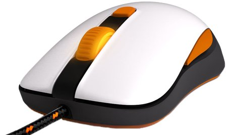 SteelSeries Kana v2 Gaming Maus wei�