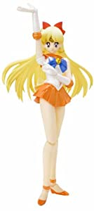 """Bandai Tamashii Nations S.H.Figuarts Sailor Venus """"Sailor Moon"""" Action Figure from Bandai Tamashii Nations"""