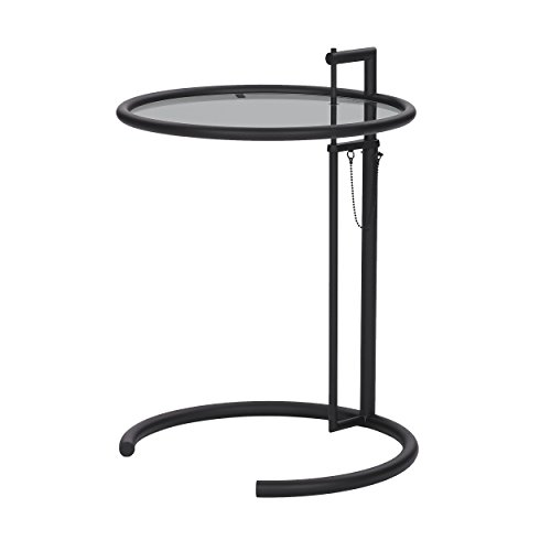 classicon adjustable table e 1027 beistelltisch design. Black Bedroom Furniture Sets. Home Design Ideas