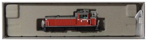 N Scale A7509 Dd16-15 Standard Color Deck Railing With Otaruchikko Engine Depot (Japan Import)