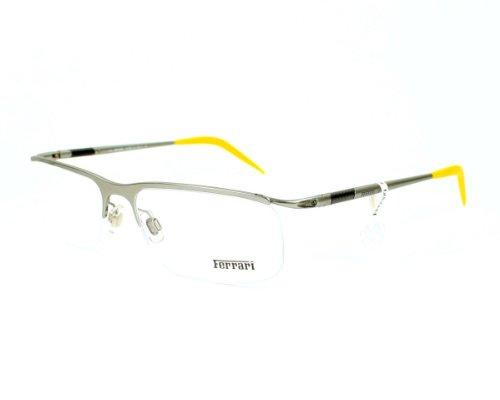 plate in designer ferrari frames red eyeglasses oakley carbon black glasses