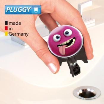 WENKO Pluggy Waschbeckenstöpsel Thermo Monster