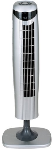 35In Pedestal Tower Fan
