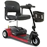 Go-Go Ultra X 3-Wheel Travel Mobility Scooter - Blue
