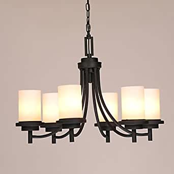 FL Pendant Lights Rustic Lodge Vintage Country Living Room Bedroom Dining Roo