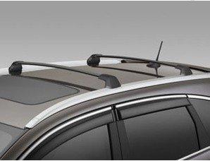 Kingcher Aluminium OEM Baggage Luggage Roof Rack Rail Cross Bar Crossbar Crossbars for Honda CRV 2012-2016 (Honda Crv 2014 Cross Bars compare prices)