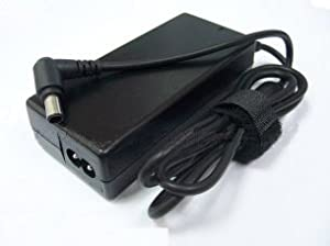 Sony VAIO VPCF112FX Laptop Replacement AC Power Adapter (Includes Free Carrying Bag) - Lifetime Warranty by Sony