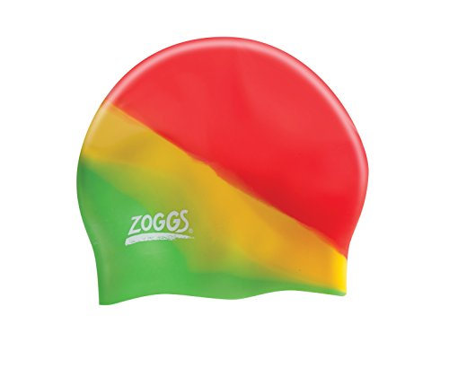 Best Selling on Amazon! Zoggs Easy Fit Silicone Cap Rainbow (Zoggs Swim Cap compare prices)