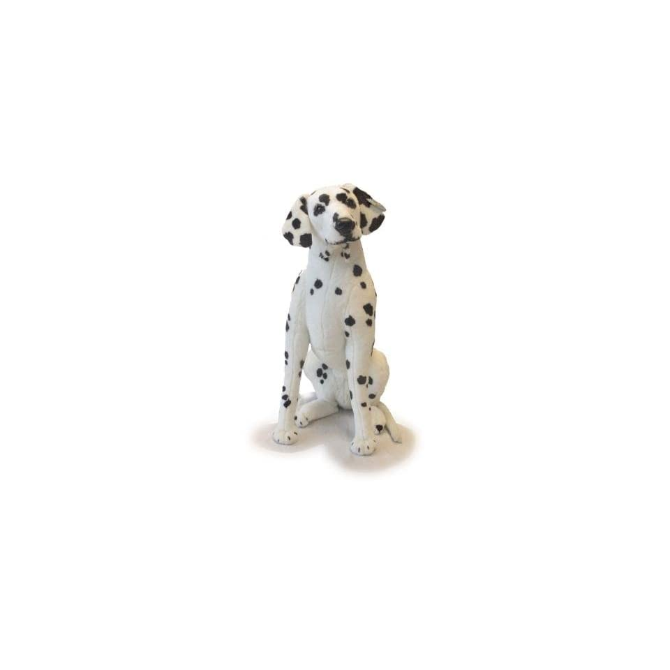 31 Sitting Plush Dalmation Dog Stuffed Animal World On Popscreen