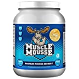 Muscle Mousse 750g Banana Protein Dessert