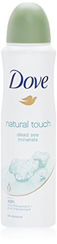 Dove Deo Spray 150Ml Natural Touch