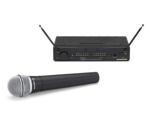 Samson Stage 55 Vhf Td Handheld Wireless System - Channel 07