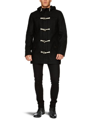 Kuyichi Artisan Men's Coat Black X-Large