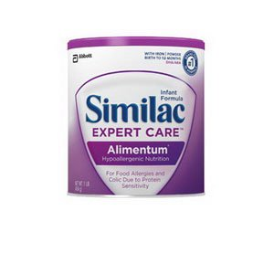 Similac Expert Care Alimentum Powder With Iron, 16 Oz. [Can]