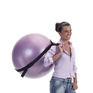 Gymnic Swiss & Gym Ball Carry Strap