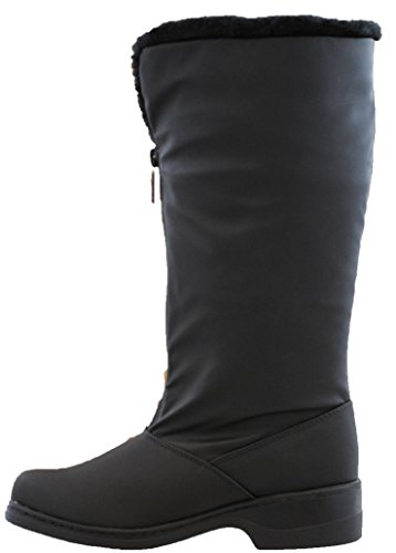 Totes Womens Cameron Snow Boot (Available in Medium and