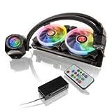 raijintek 0r100069Cooler for PC (Color: Black, Tamaño: Orcus - 240mm)