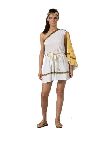 Women's Toga Dress Theater Costume