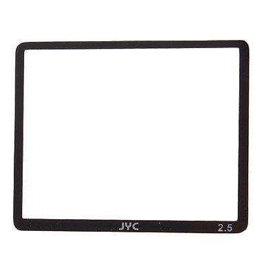 "Flash-Ddljyc Photography Pro Optical Glass Lcd Screen Protector (2.5"")"