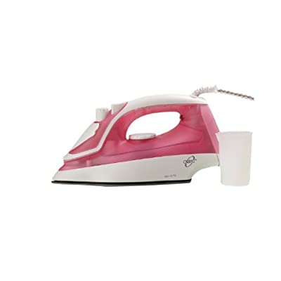 Orpat OEI-717 TC 1000-Watt Steam Spray Iron (Pink)