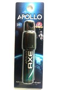 AXE Apollo Mini Portable Antiーperspirant Deodorant Body Spray, 5 Ml