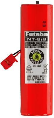 Futaba NT8IB Tx NiCd 9.6V 9VA/H/6NPK/FK 600mAh