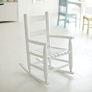 Dixie Seating Childs Rocking Chair from Dixie Seating Co