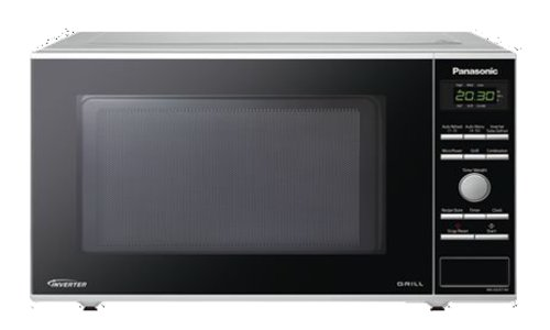Panasonic Nn-Gd371 23-Liter Microwave Oven With Grill, 220-Volt