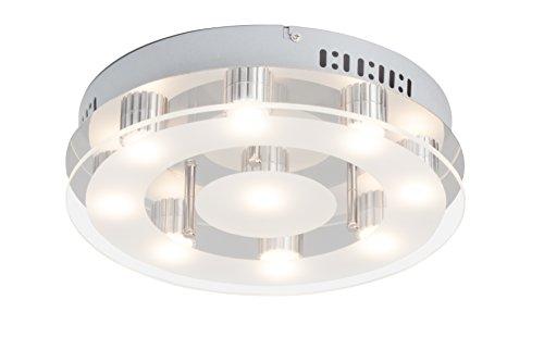 brilliant-ag-sao-paulo-plafonnier-led-160-lumen-metal-verre-3-w-chrome-blanc-transparent-pack-de-9