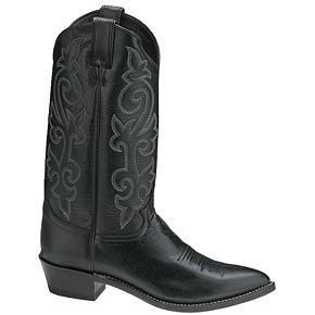 Men's Justin® London Calf Western Boots Black - Buy Men's Justin® London Calf Western Boots Black - Purchase Men's Justin® London Calf Western Boots Black (Justin Boots, Apparel, Departments, Shoes, Men's Shoes)