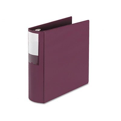 Heavy-duty binder, 3 round rings, 3 capacity, mauve - Buy Heavy-duty binder, 3 round rings, 3 capacity, mauve - Purchase Heavy-duty binder, 3 round rings, 3 capacity, mauve (AVERY-DENNISON, Office Products, Categories, Office & School Supplies, Binders & Binding Systems, Binders, Ring Binders, Round Ring Binders)