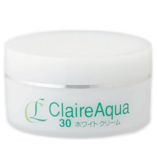 クレールアクア ホワイトクリーム 30g