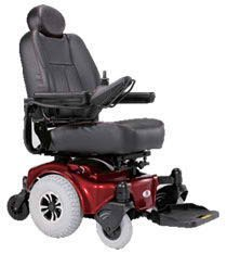 Heartway Medical Products HP6 20 in. Allure Power Wheelchair